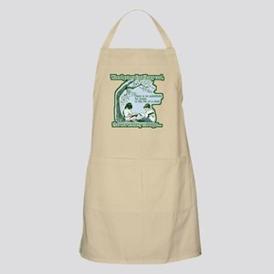 No Substitute For Books Librarian Apron