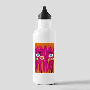 Retired Nurse AB Water Bottle