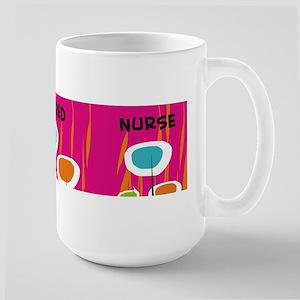 Retired Nurse AB Mugs