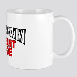 """The World's Greatest Pageant Judge"" Mug"