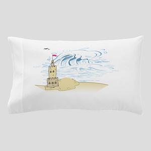 Sand Castle Pillow Case