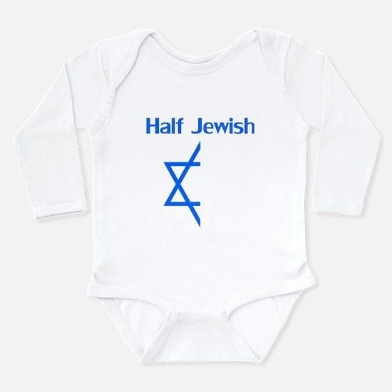 Half Jewish Body Suit