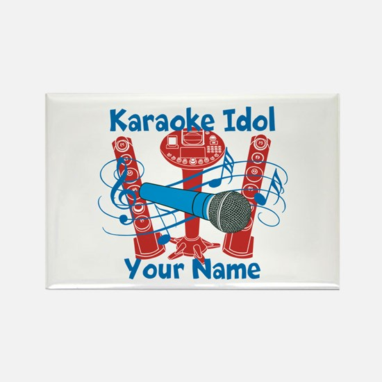 Personalized Karaoke Magnets