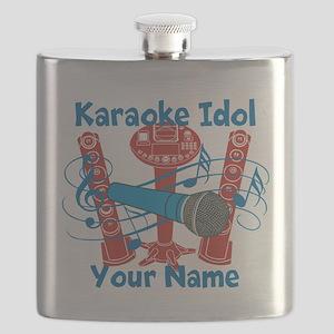 Personalized Karaoke Flask