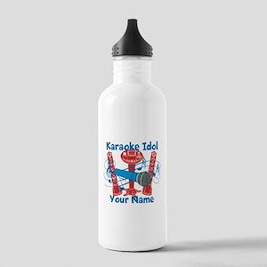 Personalized Karaoke Water Bottle