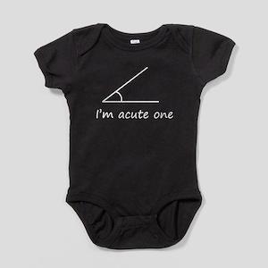 Im Acute One Baby Bodysuit