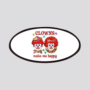 CLOWN Happy Patches