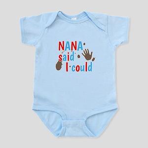 Nana Said I Could Design Body Suit