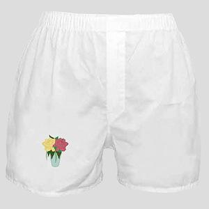 Gardenias Boxer Shorts