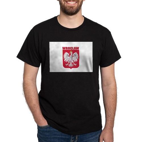 Wroclaw, Polska T-Shirt