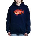 Glasseye c Women's Hooded Sweatshirt