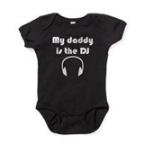 Daddy is a dj Bodysuits