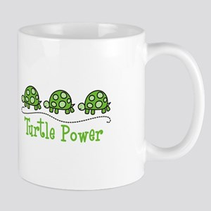 Turtle Power Mugs