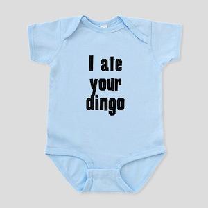 I Ate Your Dingo Body Suit