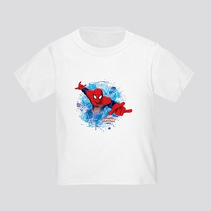 Spiderman Web Toddler T-Shirt