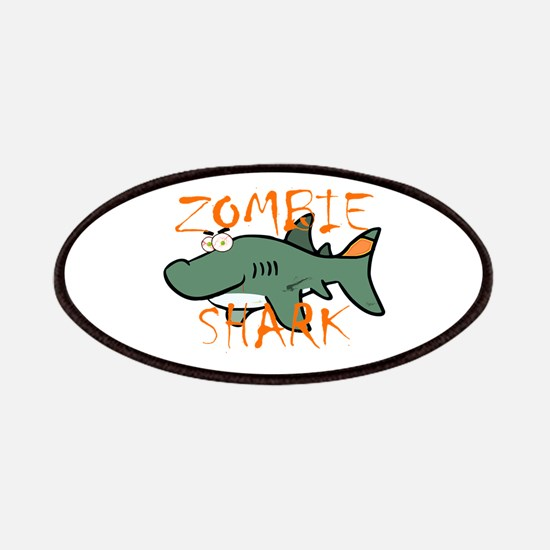 Zombie Shark Patches