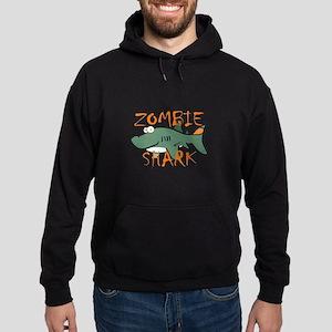 Zombie Shark Hoodie