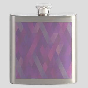 pleasant june,pink Flask