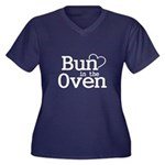 Bun in the Oven Plus Size T-Shirt