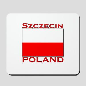 Szczecin, Poland Mousepad