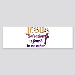 jesus_salvation Bumper Sticker