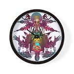 pandemonium10x10_apparel Wall Clock
