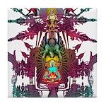 pandemonium10x10_apparel Tile Coaster