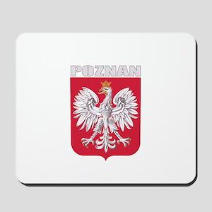 Poznan, Poland Mousepad