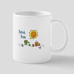 Beach Bum Mugs