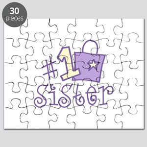 #1 sister Puzzle