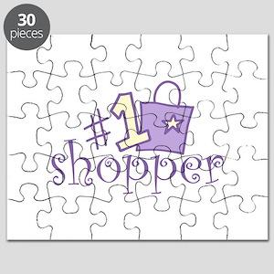 #1 SHOPPER Puzzle