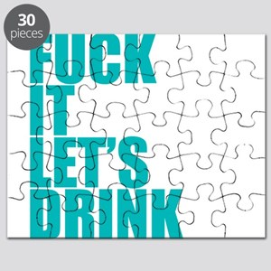 Let's Drink Puzzle