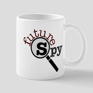 Future Spy Mug