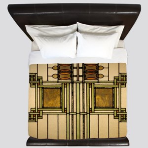 Prairie Glass King Duvet