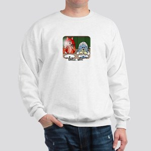 Squirrel Selfie Sweatshirt
