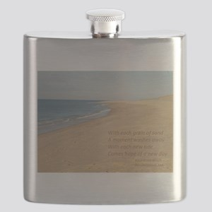 With The Tide Flask