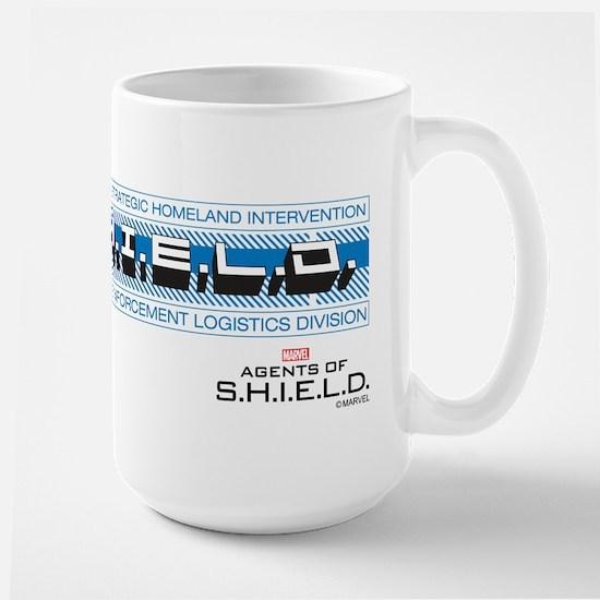 S.H.I.E.L.D. Logo Large Mug