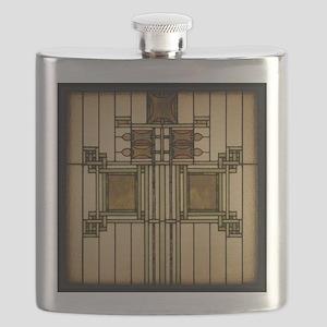 Prairie Glass Flask