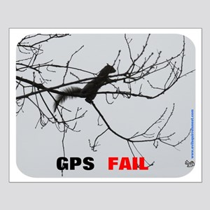 GPS Fail Posters