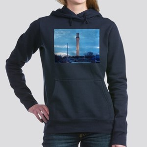 Pilgrim Tower Women's Hooded Sweatshirt