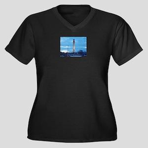 Pilgrim Tower Plus Size T-Shirt