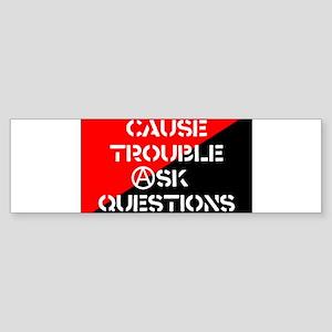 ask5x3rect_sticker Bumper Sticker