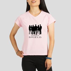 S.H.I.E.L.D. Group Performance Dry T-Shirt