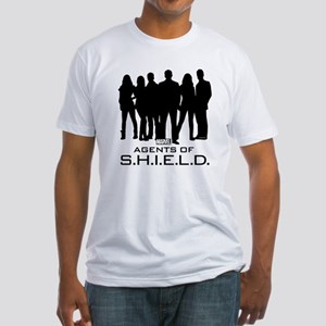 S.H.I.E.L.D. Group Fitted T-Shirt