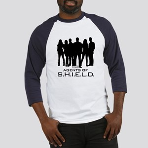 S.H.I.E.L.D. Group Baseball Jersey