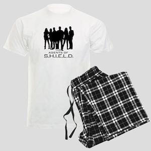 S.H.I.E.L.D. Group Men's Light Pajamas