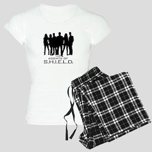 S.H.I.E.L.D. Group Women's Light Pajamas