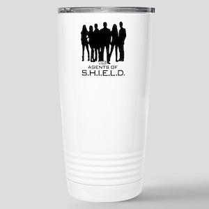 S.H.I.E.L.D. Group Stainless Steel Travel Mug