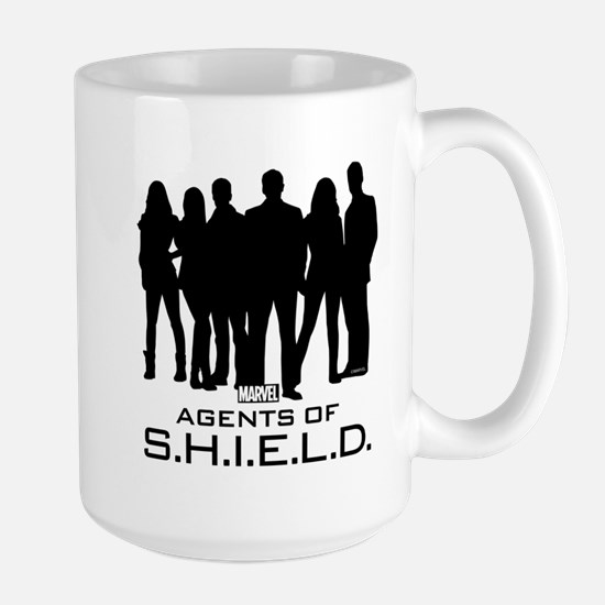 S.H.I.E.L.D. Group Large Mug
