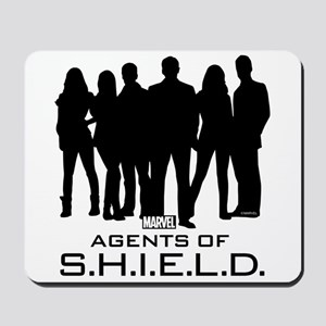 S.H.I.E.L.D. Group Mousepad